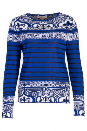 Джемпер Emilio Pucci. Цвет: синий
