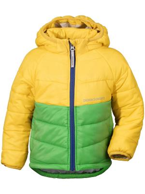 Куртка SUNNE DIDRIKSONS. Цвет: светло-зеленый