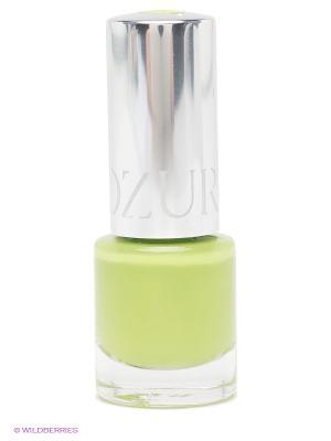 Лак для ногтей Гламур (Fresh), тон 76 YLLOZURE. Цвет: светло-зеленый