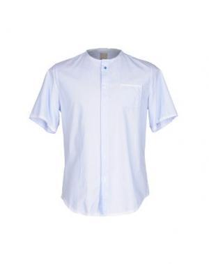 Pубашка KAOS. Цвет: небесно-голубой