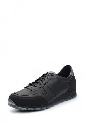 Кроссовки Giatoma Niccoli. Цвет: черный