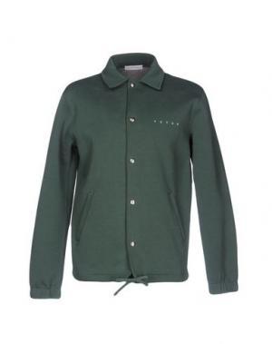 Куртка FUTUR. Цвет: зеленый