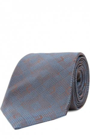 Галстук Fabric Frontline. Цвет: коричневый