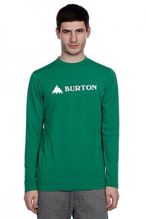 Термобелье (верх)  Mb Mdwt Crew Murphy Burton. Цвет: зеленый