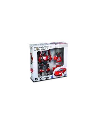Робот Galaxy Defender pegeout carreau 1:24 Happy Well. Цвет: красный
