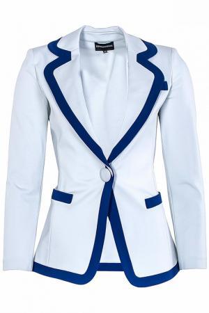 Пиджак Emporio Armani. Цвет: белый