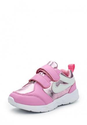 Кроссовки Piazza Italia. Цвет: розовый