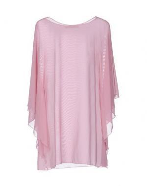 Блузка FISICO-CRISTINA FERRARI. Цвет: розовый