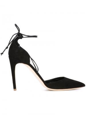Туфли New Annis Rupert Sanderson. Цвет: чёрный