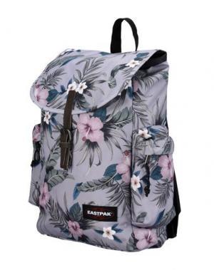 Рюкзаки и сумки на пояс EASTPAK. Цвет: светло-серый