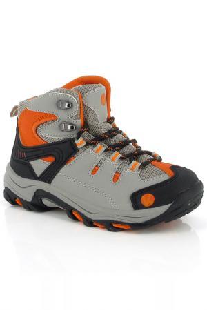 Ботинки Kimberfeel. Цвет: оранжевый