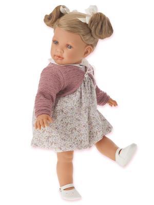Кукла Аделина, 55 см. Antonio Juan. Цвет: розовый, молочный
