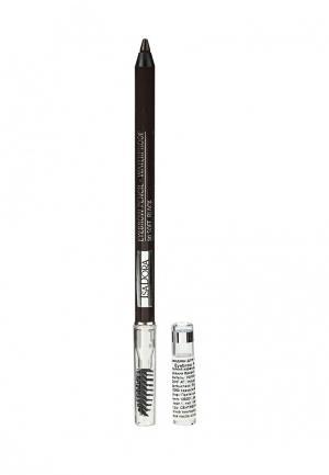 Карандаш для бровей Isadora. Цвет: коричневый