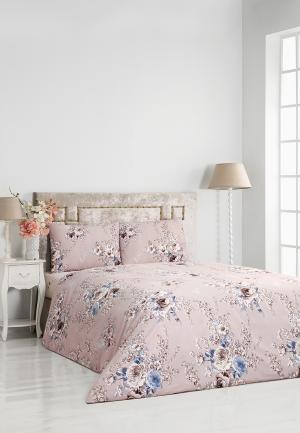 Постельное белье Classic by T. Цвет: розовый