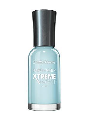 Лак для ногтей Xtreme Wear  breezy blue, тон 48 81 SALLY HANSEN. Цвет: голубой