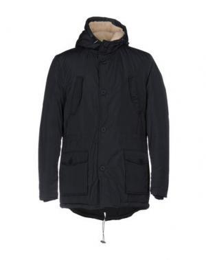 Куртка TWINS. Цвет: темно-синий