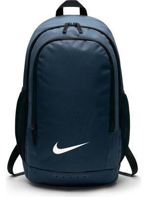 Рюкзак NK ACDMY BKPK Nike. Цвет: синий, белый, черный