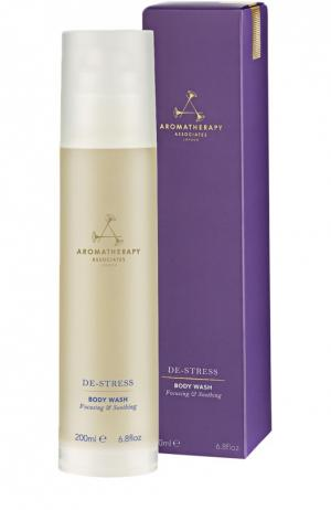 Гель для душа De-Stress Body Wash Aromatherapy Associates. Цвет: бесцветный