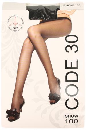 Леггинсы CODE-30. Цвет: черный