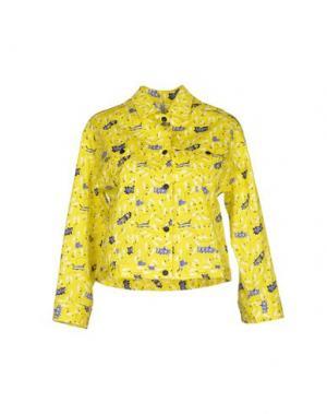 Пиджак AIMO RICHLY. Цвет: желтый