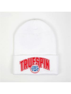 Шапка TRUESPIN Baseball Classic True Spin. Цвет: белый