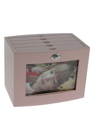 Фотоальбом, на 120 фото Русские подарки. Цвет: розовый