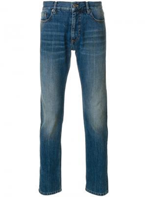Джинсы стандартного кроя Marc Jacobs. Цвет: синий