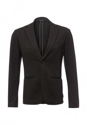 Пиджак Armani Exchange. Цвет: черный