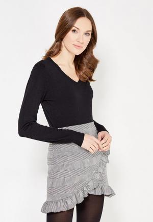 Пуловер Koralline. Цвет: черный