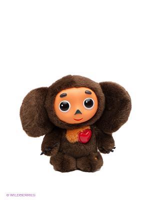 Мягкая игрушка Чебурашка Мульти-пульти. Цвет: коричневый, оранжевый