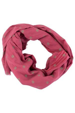 Шарф HARTFORD. Цвет: розовый