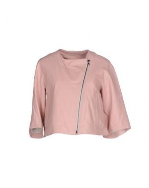 Куртка SOUVENIR. Цвет: светло-розовый