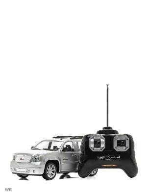 Машина р/у GMC Yukon Denali 1:24 HOFFMANN. Цвет: серый