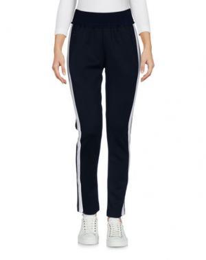 Повседневные брюки SANDRO. Цвет: темно-синий