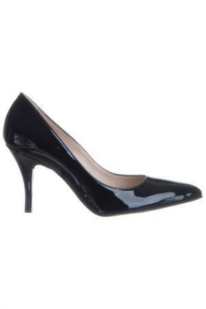 Туфли на каблуке FORMENTINI. Цвет: черный