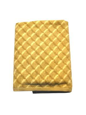 Полотенце Махровое 70х140 La Pastel. Цвет: светло-коричневый, бежевый, бронзовый