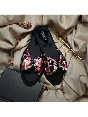 Тапочки Petit Pas. Цвет: розовый