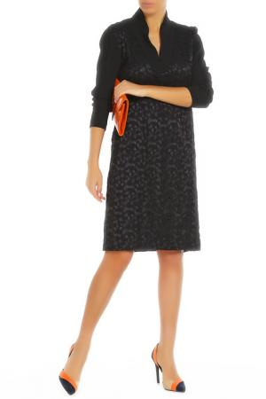 Платье Costume National. Цвет: черный
