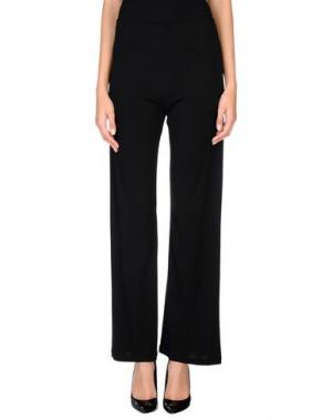 Повседневные брюки ROSSOPURO. Цвет: черный