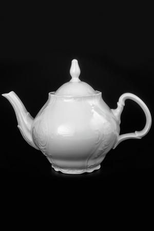 Чайник 1,2 л BERNADOTTE. Цвет: белый