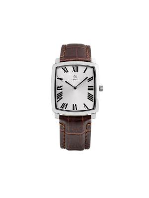 Часы ювелирные коллекция Q-City QWILL. Цвет: серебристый