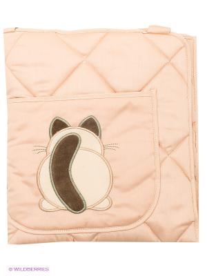 Карман для принадлежностей на кровать Пастель RETAGGIO. Цвет: бежевый