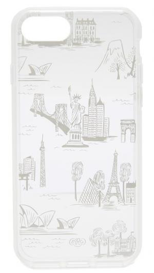 Чехол City Toile для iPhone 7 Rifle Paper Co