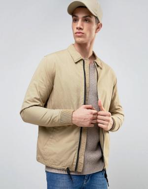 Solid Спортивная куртка. Цвет: бежевый