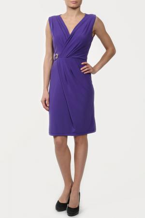 Платье Sabra. Цвет: фиолетовый