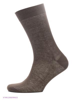 Носки GIORGIO REDAELLI. Цвет: темно-коричневый