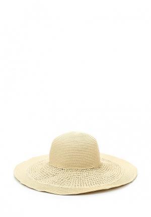 Шляпа Sinequanone. Цвет: бежевый