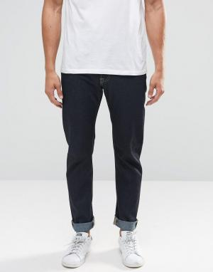 Edwin Суженные джинсы ED-55. Цвет: синий