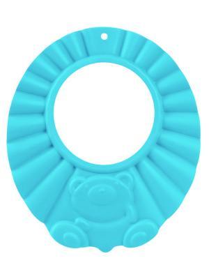 Ободок защитный для мытья волос, 0+,голубой Canpol babies 250930574