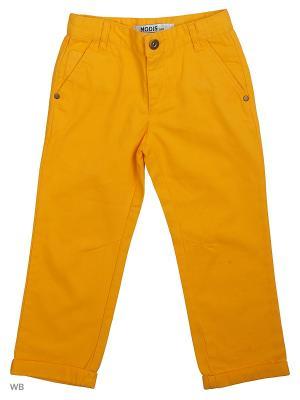 Брюки Modis. Цвет: светло-оранжевый, оранжевый